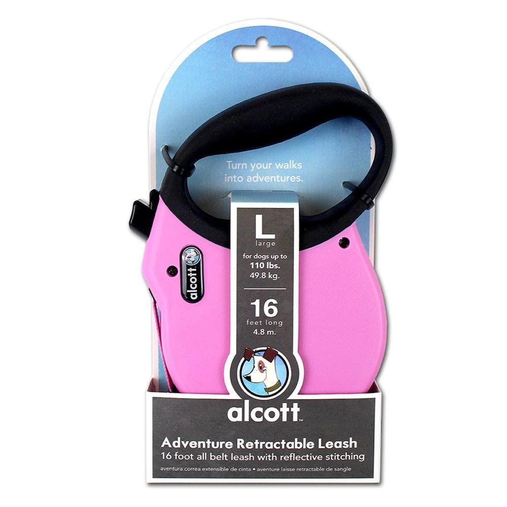 Alcott - Retractable Leash - Large