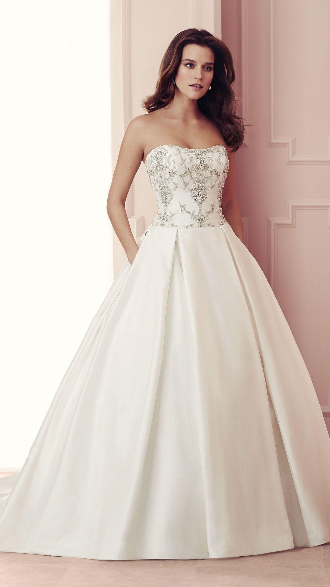 Wedding dresses com  princess wedding dress from Paloma Blanca  Disney Princess Wedding