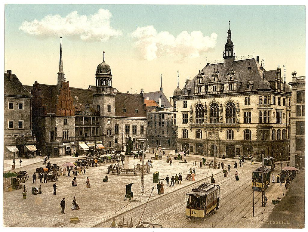 Vintage Möbel Halle Berlin Historic Pre War Photos Of German Cities Halle