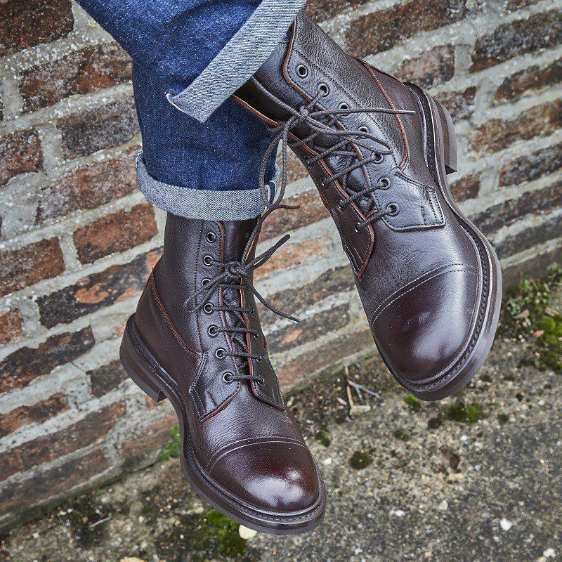 30ebec8efb5b Grassmere | The Original Handmade English Country Shoes and Boots by  Tricker's