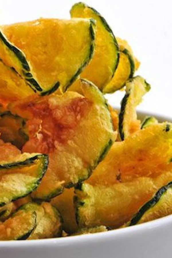 Dehydrated Zucchini Chips  Oh MY Goodness This Dehydrated Zucchini Chips Recipe is SO good Full of flavors slightly spicy Amazing The ONLY downside the serving is so smal...