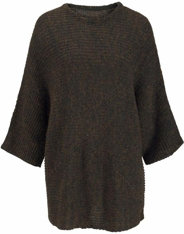 VIVANCE 3 4 Arm-Pullover in braun   ABOUT YOU   HATS, SCARFS, WRAPS ... 451b684a1a