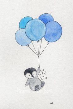 99 Wahnsinnig Intelligente Einfache Und Coole Ideen Die Man Jetzt Verfolgen Kann 89 Easy Drawings Penguin Watercolor Penguin Art