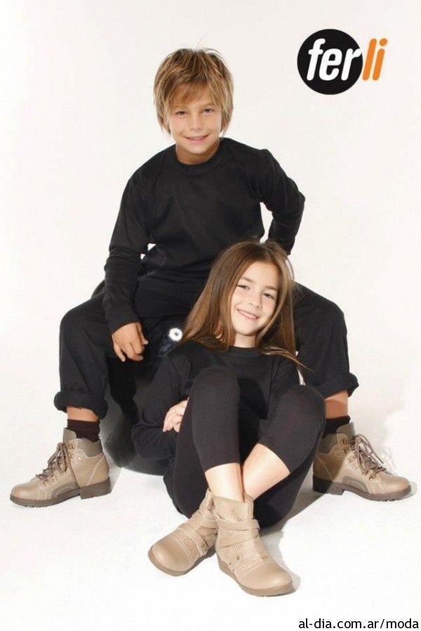 Ferli calzado para niños invierno 2013
