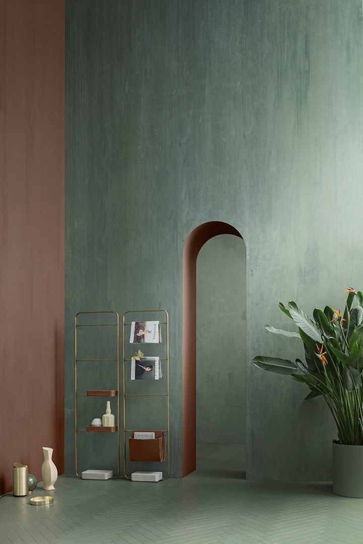 Suede Bathroom Inspired By Art Deco Style Interior Deco Art Deco Interior Art Deco Interior Design