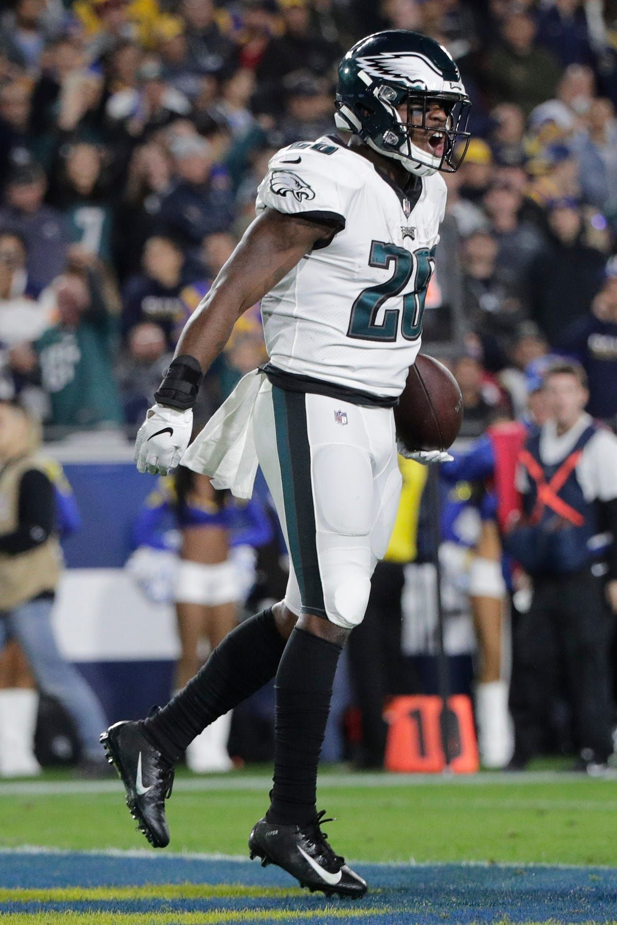 Eagles super bowl run fueled wilmington s wendell
