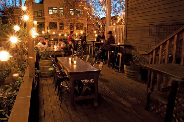 Seattle Magazine | Restaurants | Our Favorite Hidden Restaurant Patios
