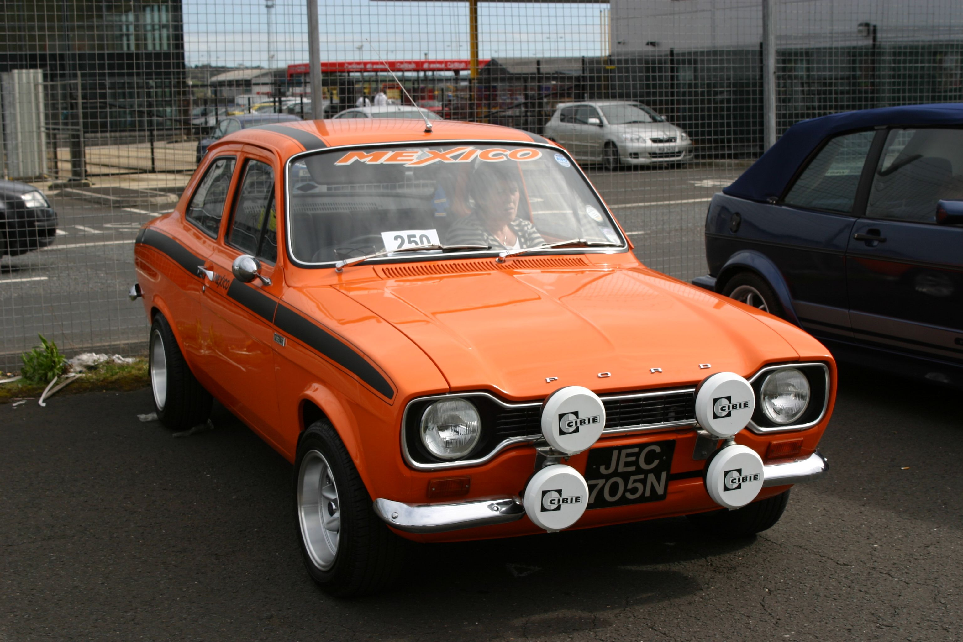 Pin On Ford Escort Mk1