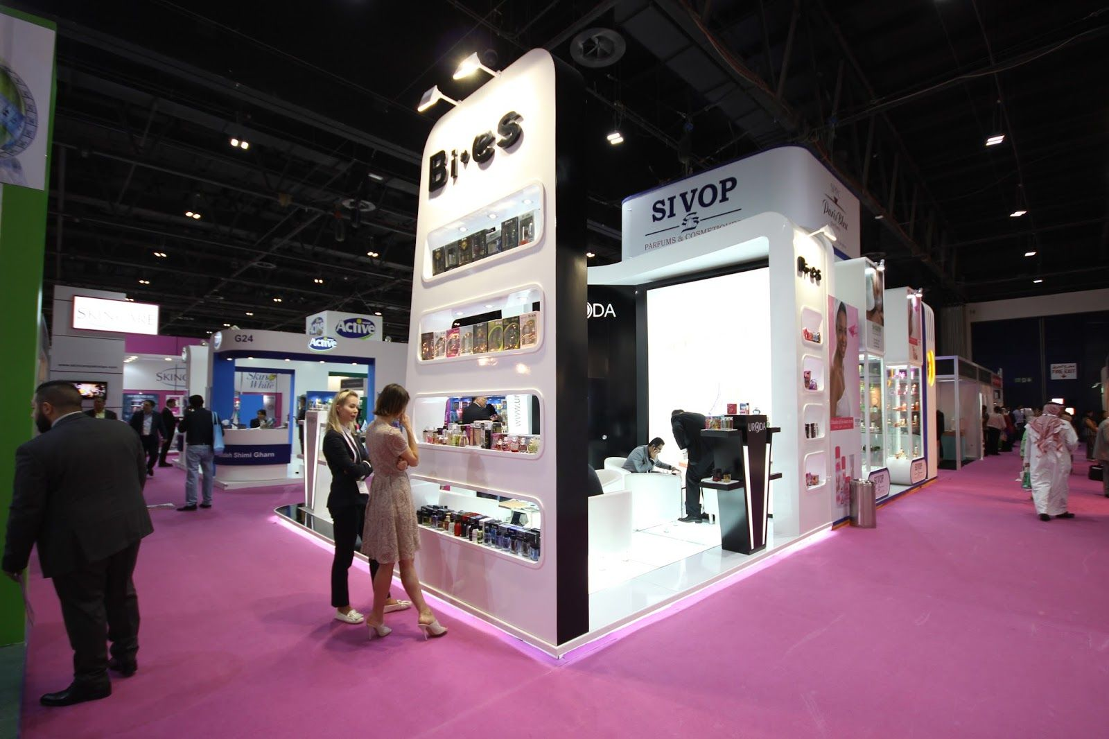 Beauty Expo Stands : Image result for beauty world exhibition stands