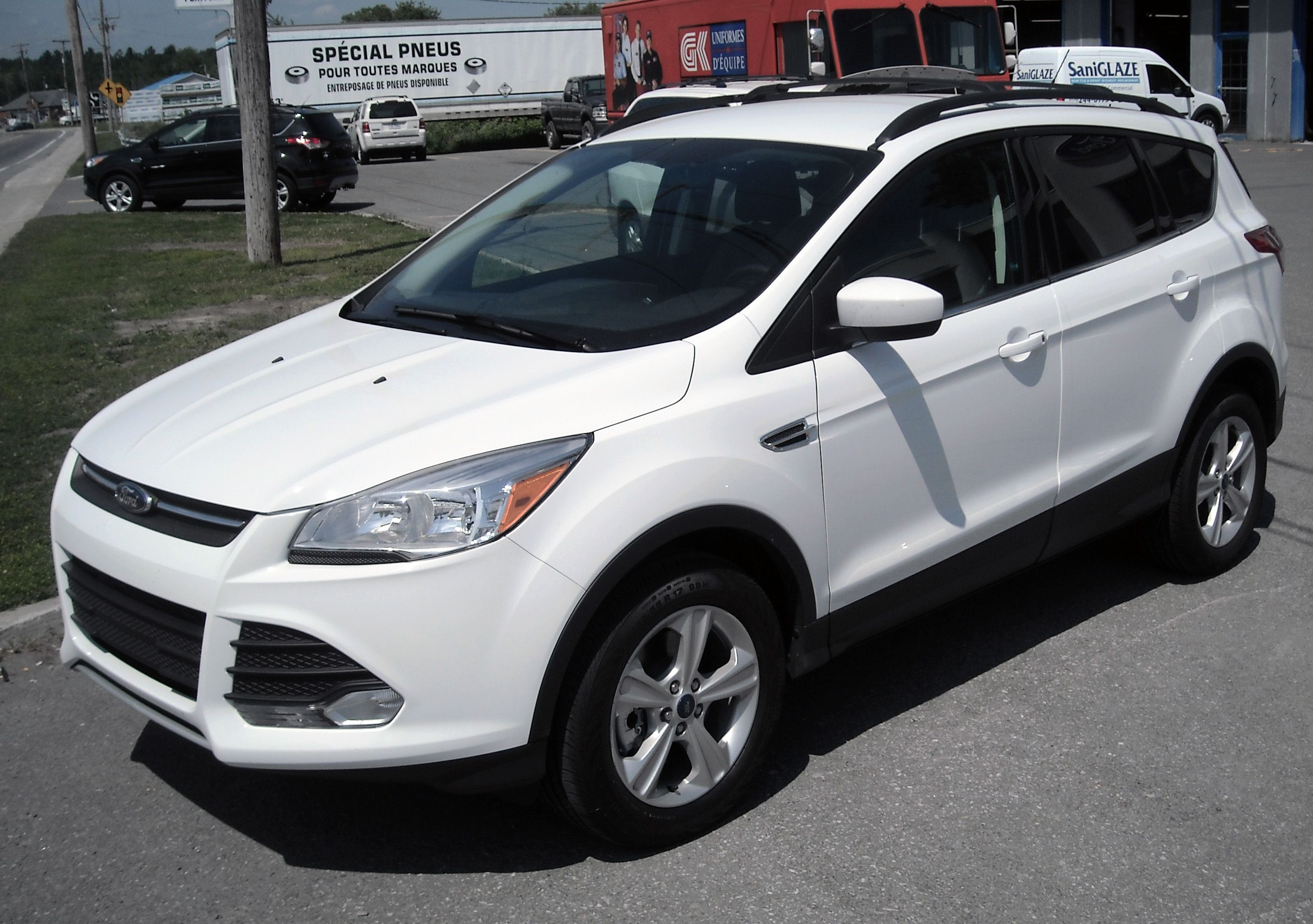 2018 ford escape 2 0l ecoboost fwd release date and price the attention press for a significantly upgraded ford vacation arriving for 2018 presen