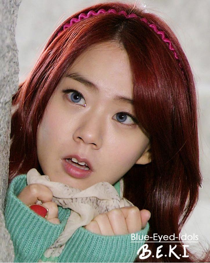 BLUE EYED K-POP IDOLS: #121  Han Seungyeon - KARA