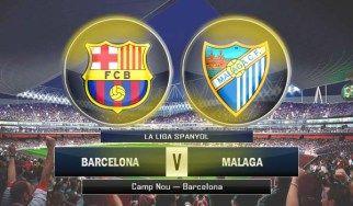 مشاهدة مباراة برشلونة وملقا بث مباشر بتاريخ 19-11-2016