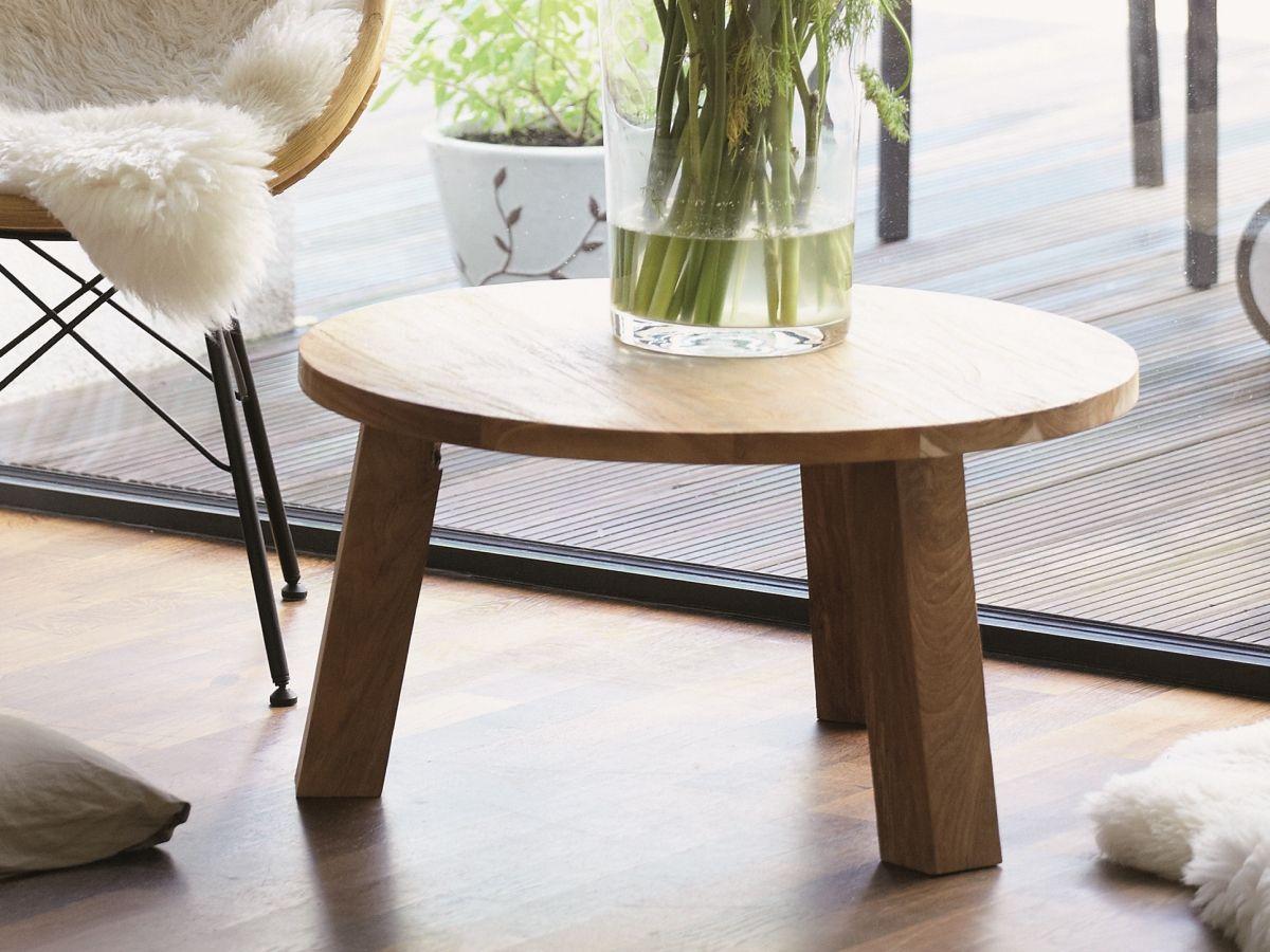 Jan Kurtz Gartenmobel ~ Jan kurtz teak beistelltisch liam kaufen im borono online shop