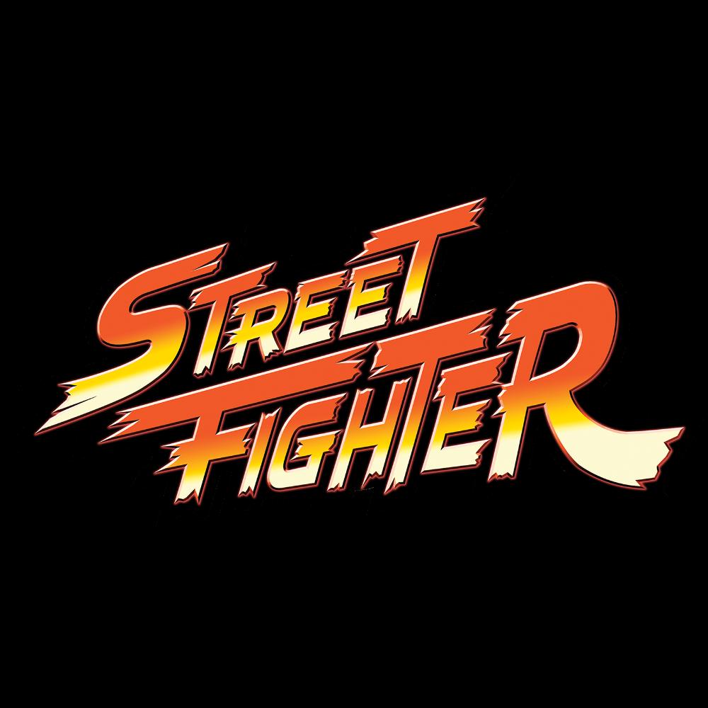 Street Fighter Logo Men S T Shirt Grey Street Fighter Street Fighter Characters Ryu Street Fighter