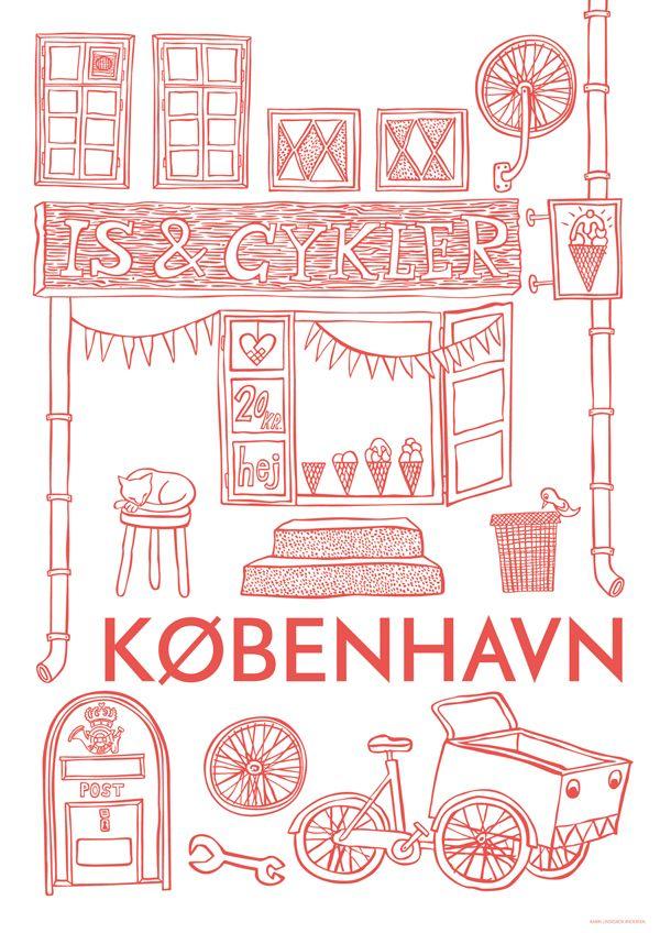human empire shop city poster contest kobenhavn by karin lindeskov andersen posters. Black Bedroom Furniture Sets. Home Design Ideas
