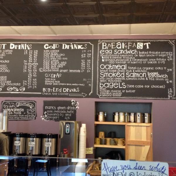 Kickstand Café In Arlington Ma Yummy Drinks Restaurants Diners Restaurant