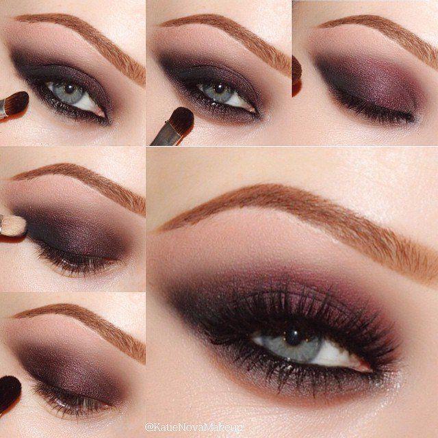 Tutoriale Machiaj Ochi Verzi 13 Machiaj Makeup Step By Step