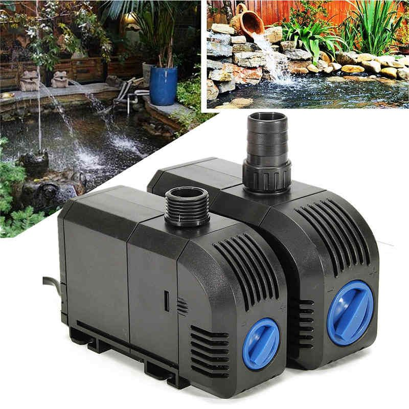 Aquarium Submersible Water Pump Electric Fountain Feature Pool Pond Fish Tank