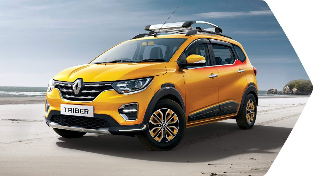 Renault TRIBER Space for everything Renault India in
