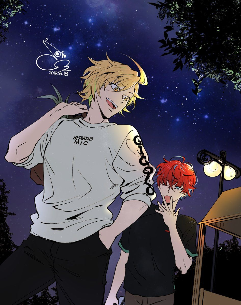 배삼공🔥サンゴン on Anime, Anime boy, Anime guys