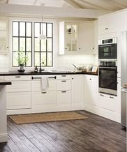Sektion Bodbyn Off White Kitchen From Ikea 125 00 Off White