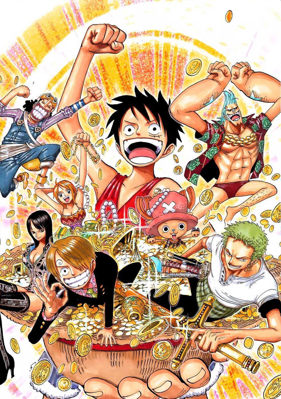 Artbook One Piece Databook Color Walk 5 Shark One Piece