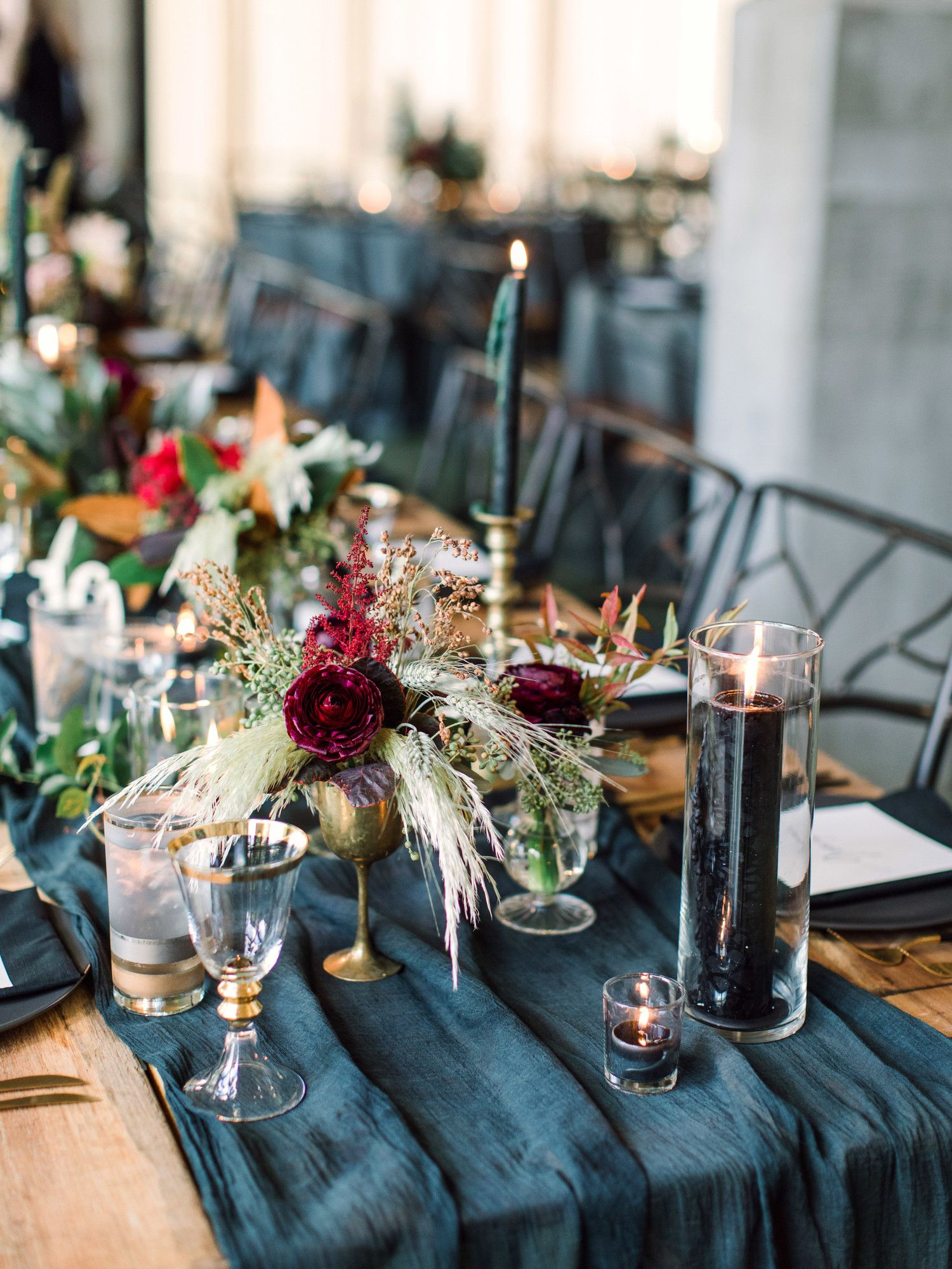 The 7 Most Popular Types of Wedding Centerpieces, Explained | Red wedding  theme, Wedding floral centerpieces, Flower centerpieces wedding