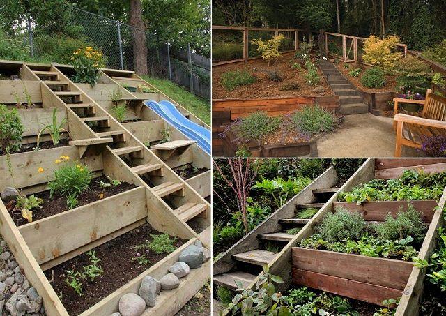Simple Ideas For Hillside Landscaping
