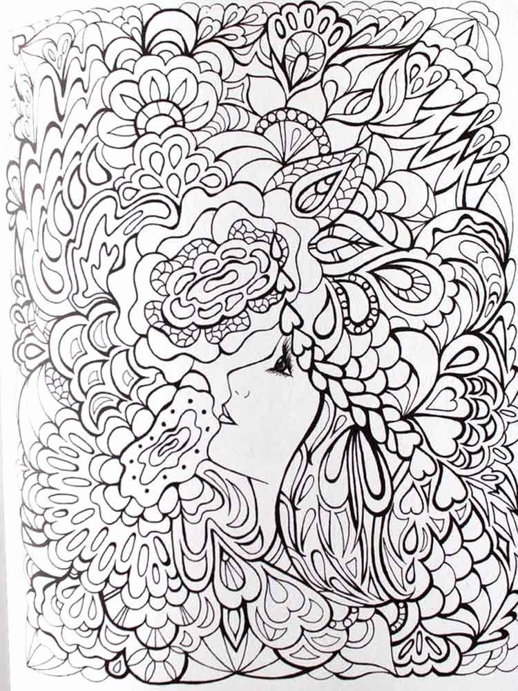 Therapeutic Coloring Books Fresh Art Therapy Coloring Pages For Adults Free Printable Art In 2020 Creative Haven Coloring Books Coloring Books Coloring Pages