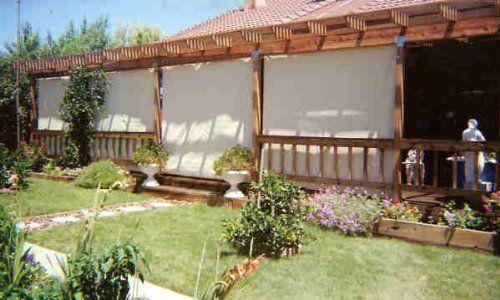Easy2Hang Easy Hang UP Exterior Shade For Pergola, Patio, Balcony, Deck,