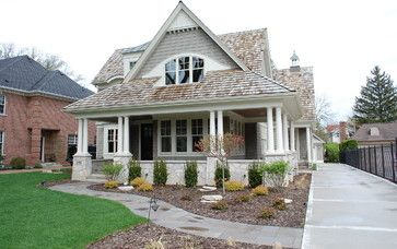 Such A Pretty House Craftsman Exterior Exterior Design House Design