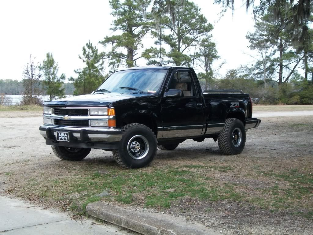 1999 chevy silverado 1500 lifted - Google Search | Chevy loud ...