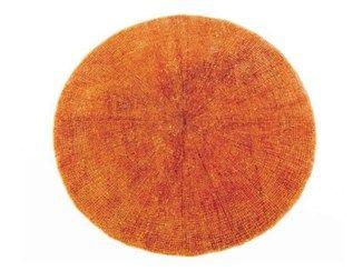 Afbeeldingsresultaat Voor Round Orange Rug