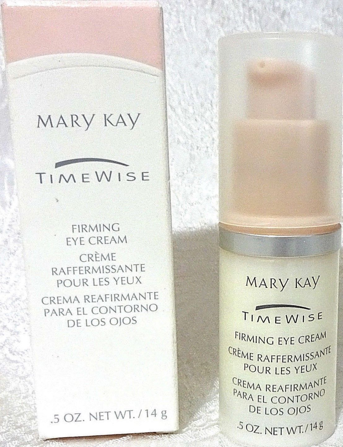 Mary Kay Timewise Firming Eye Cream 5 Oz New In Box Cosrx Honey Ceramide 30ml Treatments And Masks 177764 Buy It Now Only 1499 On Ebay