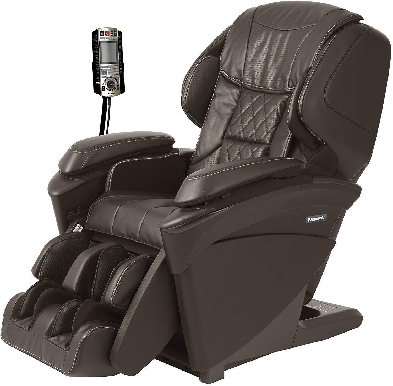 Panasonic's most advanced premium full body massage chair