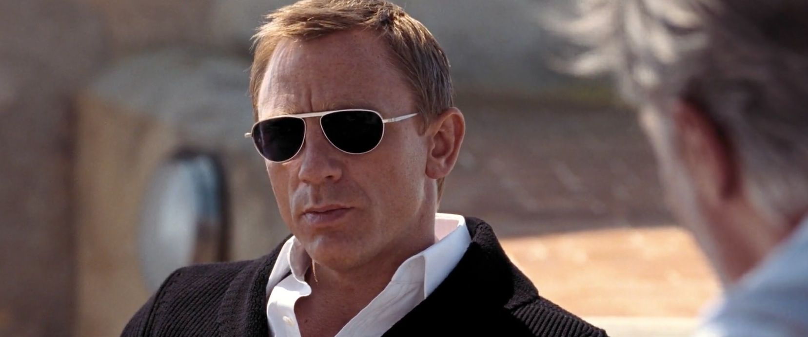 Tom Ford TF 108 sunglasses worn by Daniel Craig in QUANTUM ...