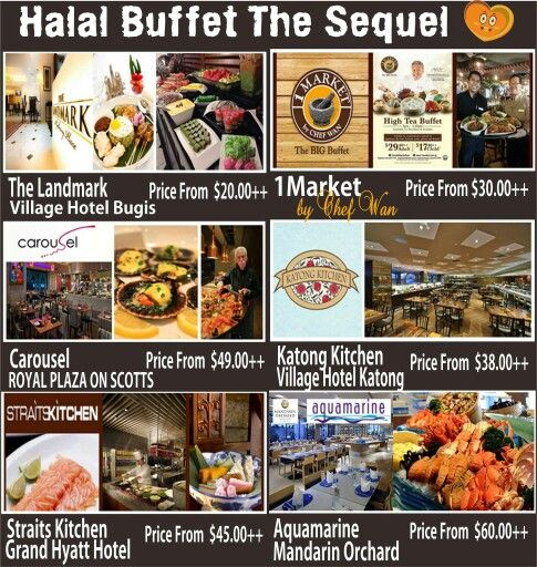 Halal Buffet Cheap Cheap Good Good Kitchen Prices Buffet Aquamarine Price