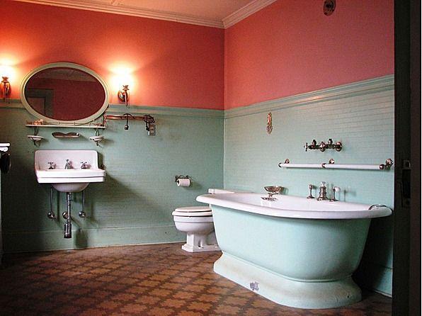 1890 - Sanford, ME (Palliser | Beauty bathrooms, Amazing ...