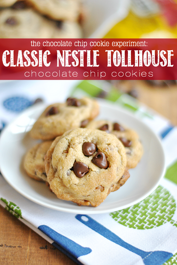 Alton brown toll house cookies recipes
