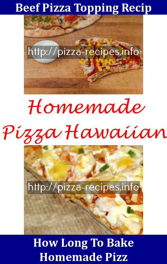 best easy pizza dough healthy homemade pizza recipes receta