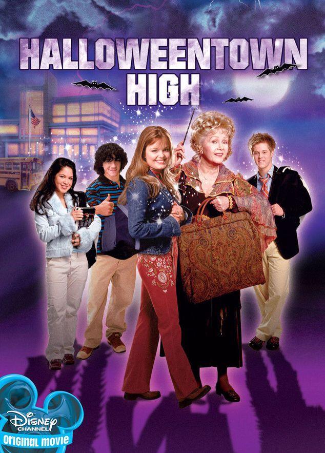 Halloweentown Halloweentown high, Halloween town movie
