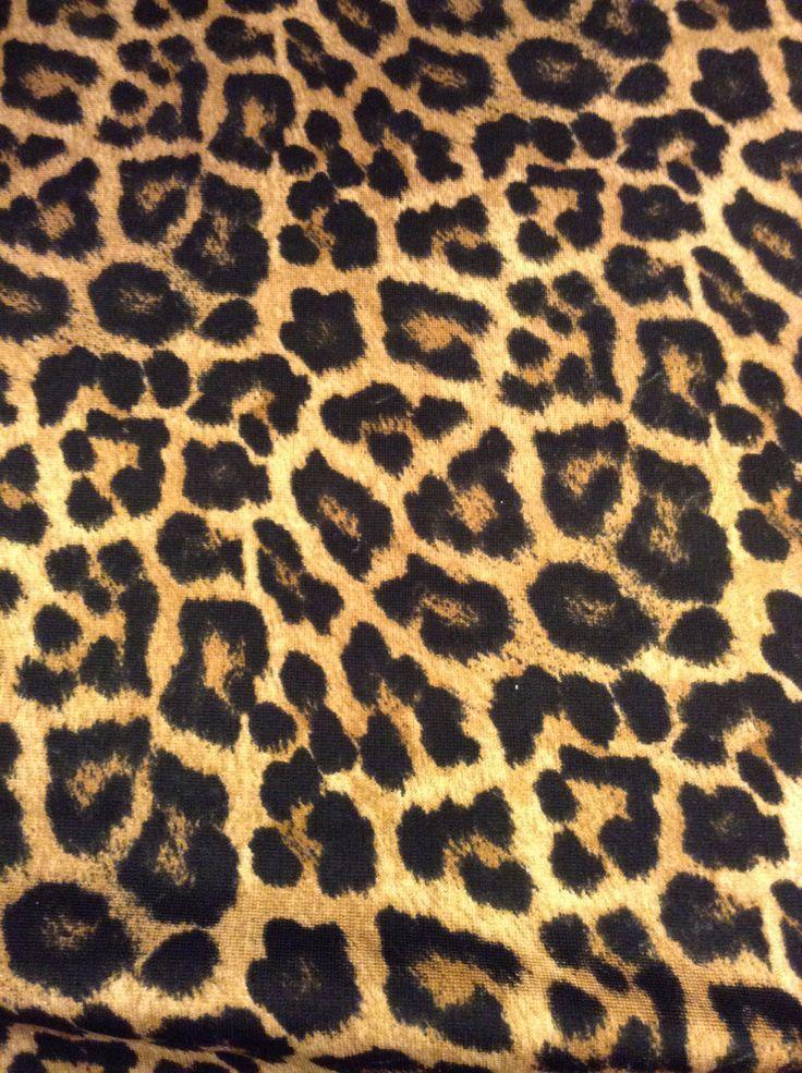 Картинка леопард цвет