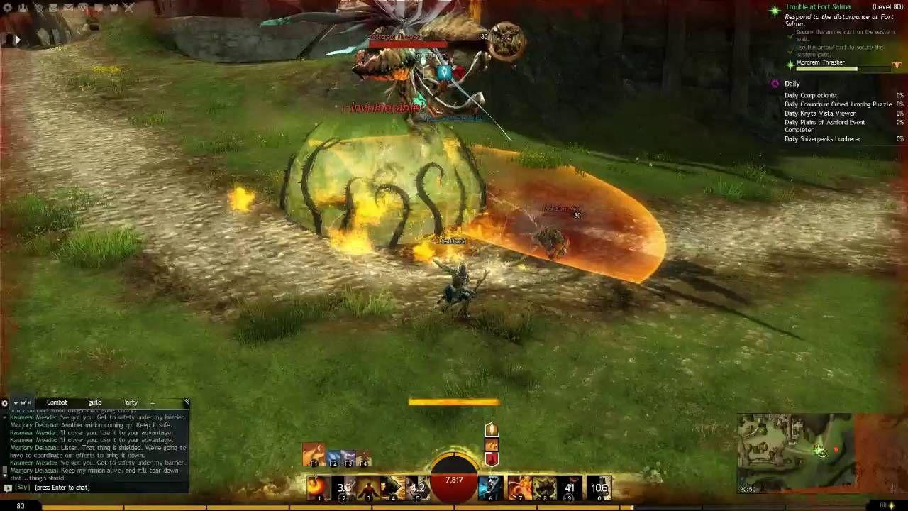 Guild Wars 2 Living World Season 2 Walkthrough #mmorpg