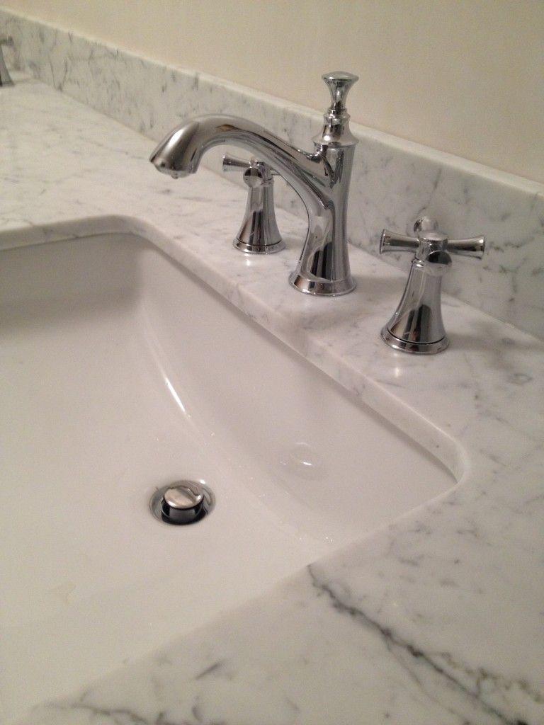 The Brizo faucet | Chez Elza | Bathroom | Pinterest | Faucet ...