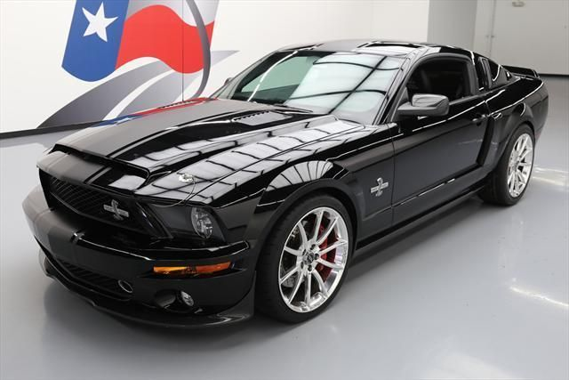 Used 2008 Ford Mustang Shelby Gt500 Coupe 2 Door 2008 Ford Shelby