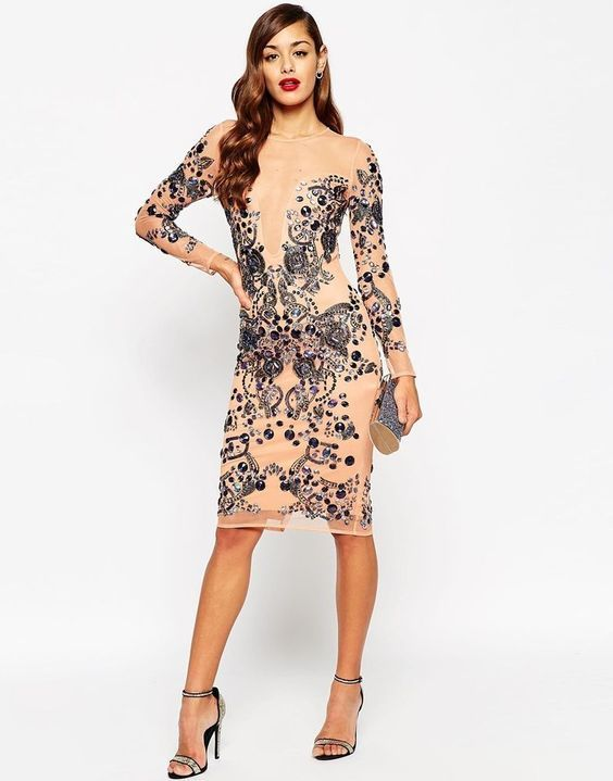 Nice evening dress