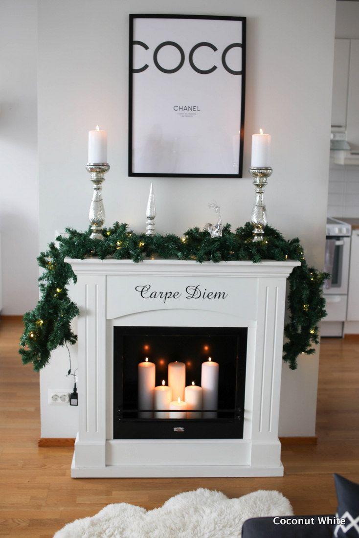 Joulun taikaa - amerikkalaista joulua havujen avulla | Coconut White