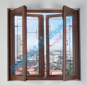 Fenesta Offers The Traditional Villa Windows Equipped With Special Features Which Make It Perfect For Indi Aluminium Windows And Doors Windows Main Door Design