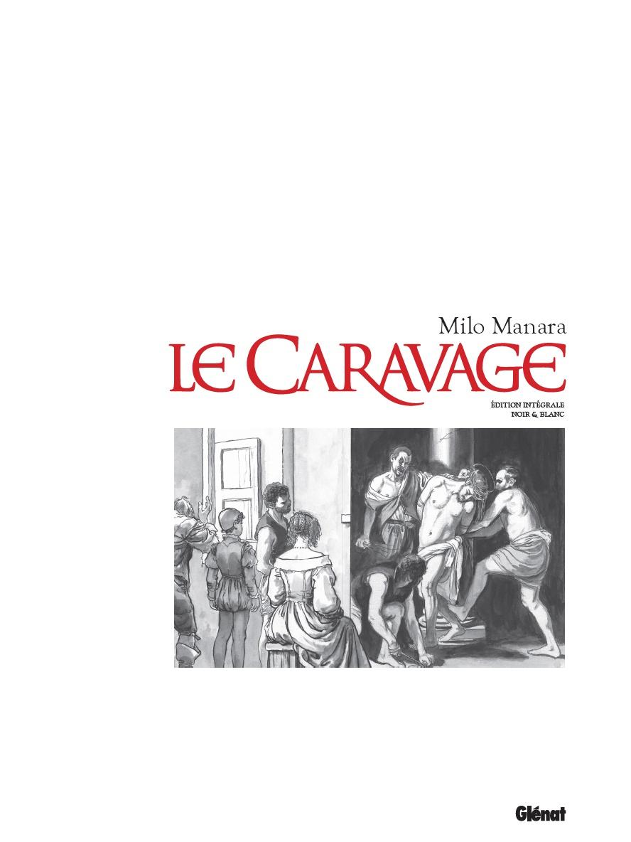 Preview Le Caravage Integrale N B Caravage Manara Histoire De L Art