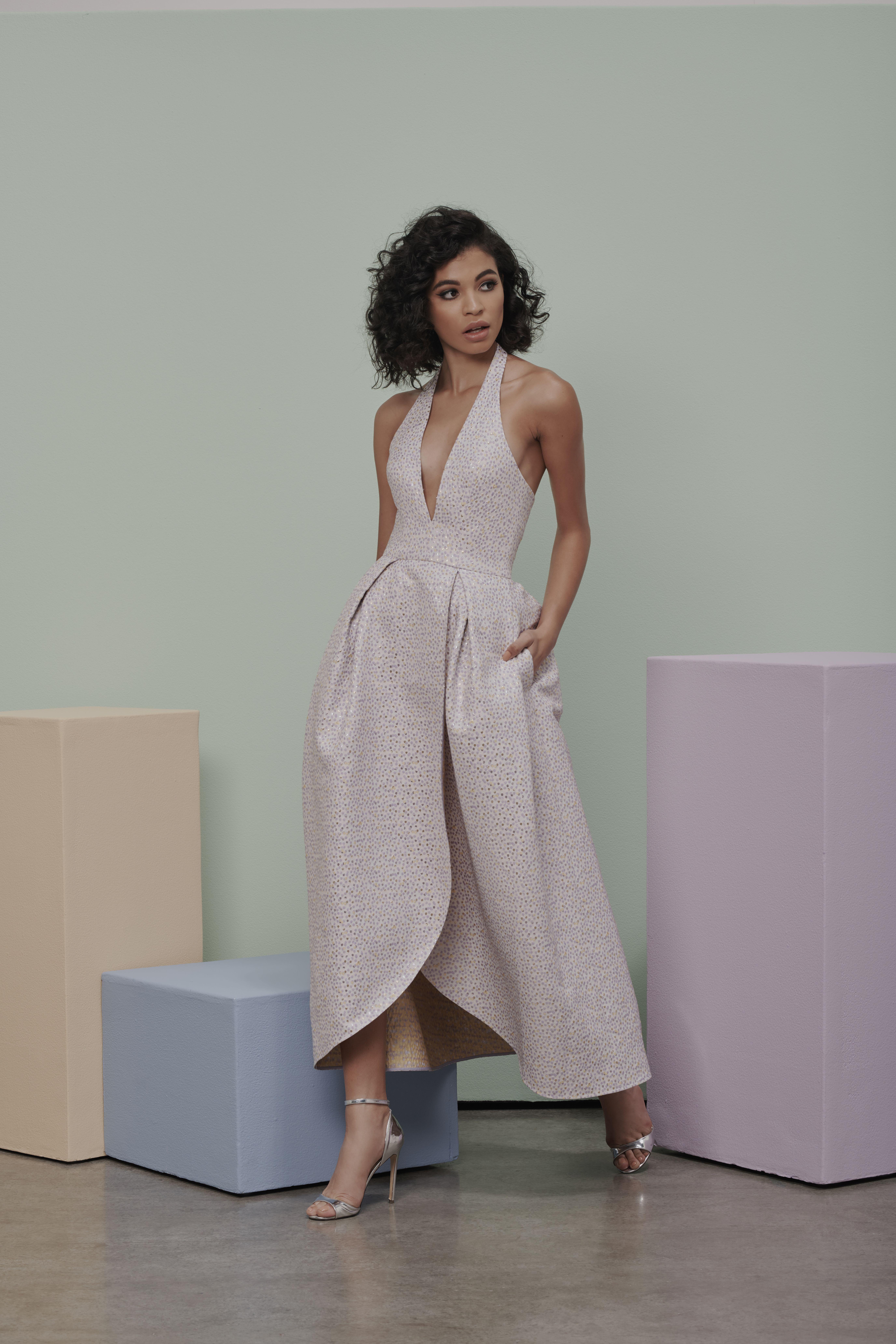 Pin By Rami Al Ali On Ss20 Pret A Porter Collection Fashion Design Dress Fashion Led Fashion
